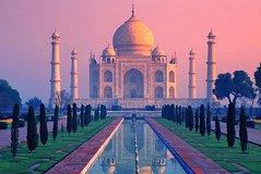 Ver la ciudad,City tours,Salir de la ciudad,Excursions,Tours temáticos,Theme tours,Tours históricos y culturales,Historical & Cultural tours,Excursiones de un día,Full-day excursions,Excursión a Taj Mahal,Excursion to Taj Mahal,Tour por Agra