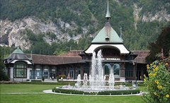 Interlaken city tour with private tourguide - starts from Berne