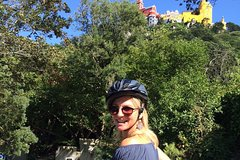 Imagen Excursão de bicicleta do Rei da Colina da Lua de Sintra