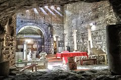 Rome Catacombs Tour: with St Clement and the Temple of Mithras
