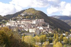 Norcia and Cascia Private Tour from Rome