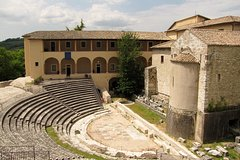 Todi and Spoleto Tour from Rome