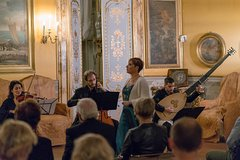 Vivaldi and Opera Concert with Tour at Palazzo Doria Pamphilj