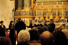 Capuchin Crypt Christmas Baroque Concert in Rome