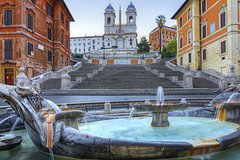 Rome City Center Private Walking Tour