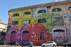 Electric Bicycle Small Group Tour: Rome Street Art - The New Look of the Eternal City