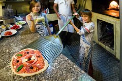 Rome fo Kids: Small Group Pizza Master Class