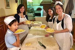 Cooking Class of Pasta Amore in Rome