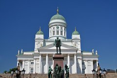 Ver la ciudad,Actividades,Tours con guía privado,Actividades acuáticas,Especiales,Tour por Helsinki