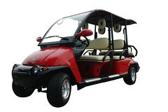 Rome Golf-Cart Rental