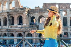 Rome: Digital City Tour with over 100 sights to see