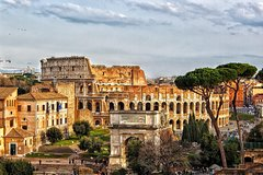 Rome Shore Excursion: journey through time, Ancient Rome Virtual Tour & Colosseum tickets