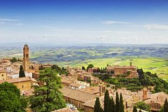 Private Tour: Orcia Valley to Montalcino and Montepulciano with Brunello Wi