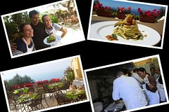 3 Days 2 Night Amalfi Coast Cooking and Tours Vacation