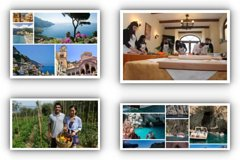 7 Days 6 Night Amalfi Coast and Capri Cooking and Tours Vacation