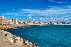 Imagen Transfer from Seville to Cadiz