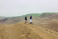 Imagen Sandboarding Experiance in Lima