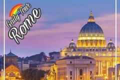 GAILY TOUR in ROME - Gay Tour & Vatican Museums' Secrets
