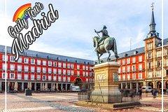 Imagen GAILY TOUR in MADRID - Gay Tour & Chueca's Secrets