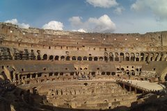 Skip the line guided tours of Colosseum