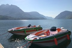 2 hours Boat Rental Lake Como