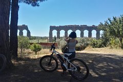 Ancient Appian Way - E-Bike PRIVATE Tour