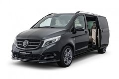 Imagen Paris Airport CDG Arrival Private Transfers to Paris City in Business Van