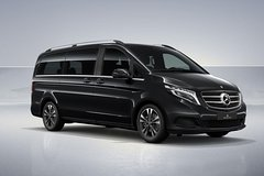 Imagen London Departure Private Transfers to London Luton Airport LTN in Luxury Van