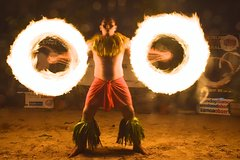 Imagen Siva Afi Cultural Show - Fire Knife Dancing, Traditional Siva and Dinner