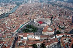 From lake Garda: Discover Verona day tour
