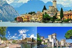 From Garda lake resorts:Guided lake tour