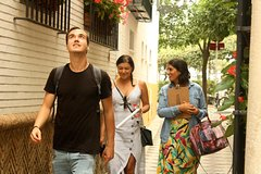Imagen Por la ciudad - Learn Spanish and explore Barrio Santa Cruz