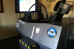F-16 Fighter Jet Simulator Experience