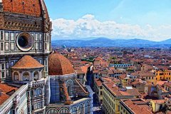 Private 4-Hour Tour of Florence with private driver and official tour guide