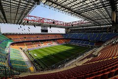 Private Tour: San Siro Stadium and Modern Milan Sightseeing with Hotel pick