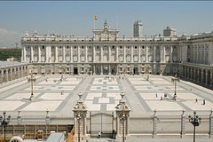 Imagen Private Madrid Walking Tour: Famous Royal Palace