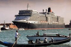 Private Arrival Transfer: Marco Polo Airport to Venice Cruise Terminal