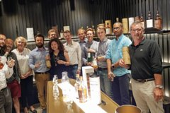 Imagen French Whisky Tasting Masterclass by Passport Gourmet