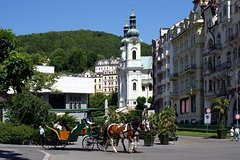 Salir de la ciudad,Excursiones de un día,Excursión a Karlovy Vary,Karlovy Vary