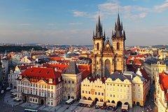 Ver la ciudad,Tours con guía privado,Especiales,Castillo de Praga,Castillo + Tour por Praga