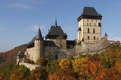 Salir de la ciudad,Excursiones de un día,Visitar el Castillo de Karlstejn