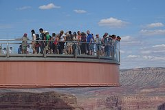 Grand Canyon West Rim and Skywalk
