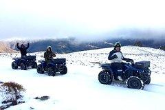 Imagen Cardrona Valley Mountain Quad Experience from Wanaka