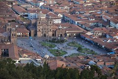 Imagen Private Walking Tour: Cusco City Sightseeing and San Pedro Market
