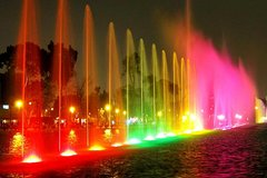 Imagen Private Tour: Lima City Sightseeing and Magic Water Circuit