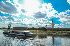 Imperial Saint-Petersburg Daytime Boat Cruise