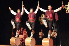 Imagen Panoramic Sofia Evening Tour with Bulgarian Folklore Show and Dinner