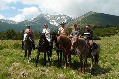 Imagen Horseback Riding the Rila Range in Iskar Ranch