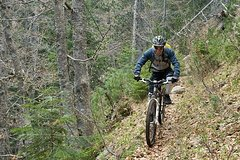 Imagen Mountain Biking in Vitosha from Sofia