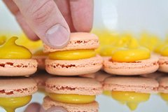 Making Delicious French Macaron